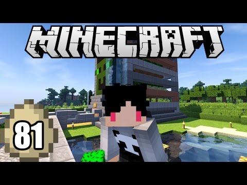 Minecraft Survival Indonesia - Farm Cactus Mantap! (81)