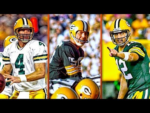 Who is the face of the Packers all-time? Starr, Favre, or Rodgers?