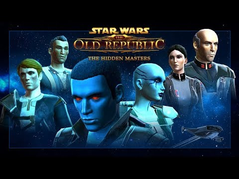 STAR WARS: The Old Republic – The Movie – The Hidden Masters 【Imperial Agent Storyline】