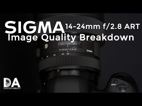Sigma 14-24mm f/2.8 ART: Image Quality | 4K
