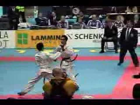 WKF IRI Rouhani Highlights