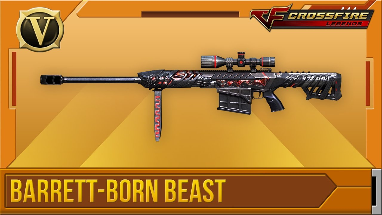 Crossfire: Legends | Tổng quan Barrett-Born Beast (VIP)