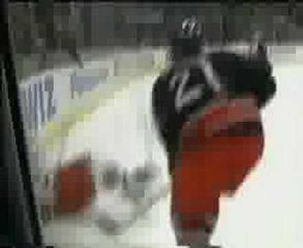 NHL's Hardest Hockey Hits!