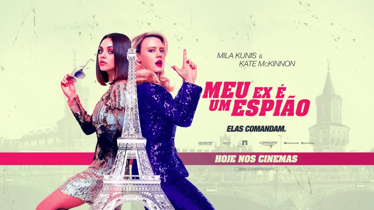 Meu Ex E Um Espiao Spot 15 Dublado Hoje Nos Cinemas Youtube