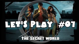 [Let's Play HD] The Secret World - #07 - A la recherche de la tombe d' Eric et Mindy - MMORPG [FR]