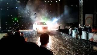 Dubai Cars Show 18 March 2012