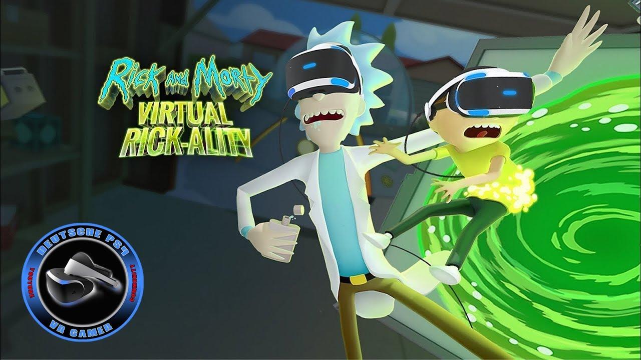 Rick And Morty Trailer Deutsch