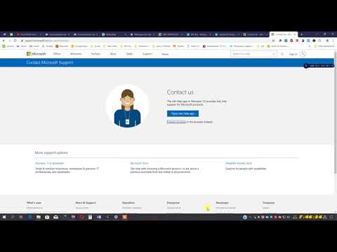 How To Contact With Microsoft Live Support