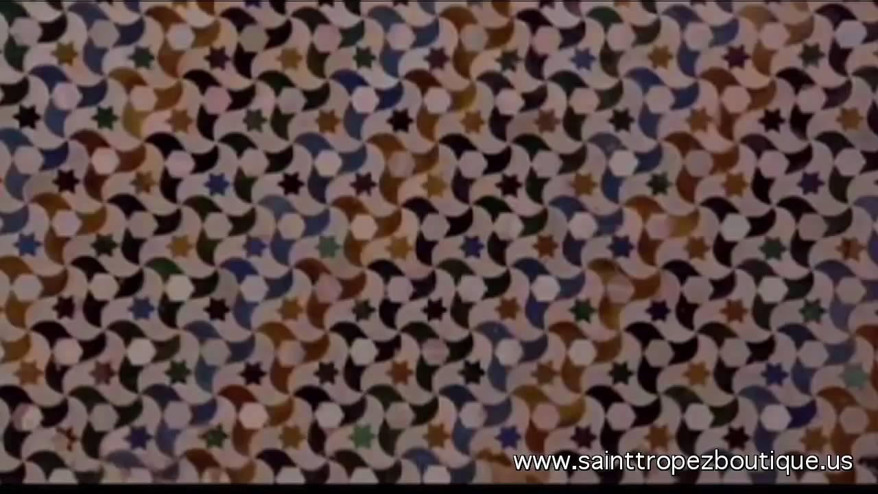 Moroccan Tile Moorish Tiles Islamic Tile Zillij Tile