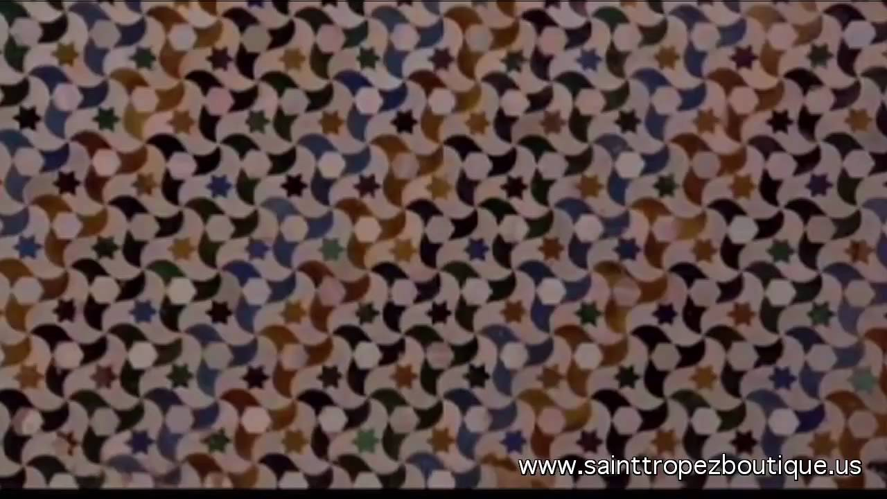 Moroccan tile moorish tiles islamic tile zillij tile for Fez tiles