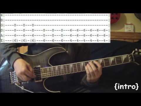 Today by Smashing Pumpkins - Full Guitar Lesson & Tabs