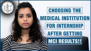 How to apply for Internship after clearing MCI Exam? | Alumni Doctor Speaks about it...