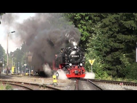 HSB Erlebnis Brockenbahn, Teil 2/2