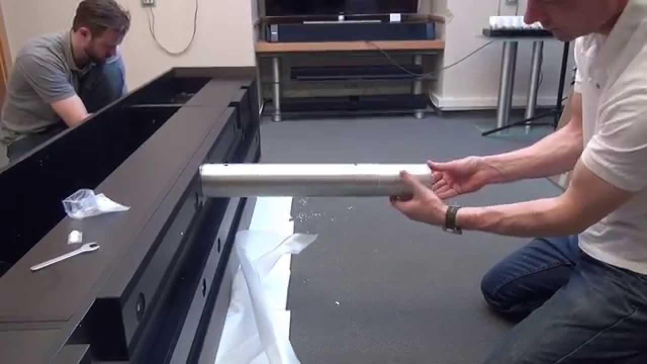Aufbau Eines Spectral Cocoon Co1000 Youtube