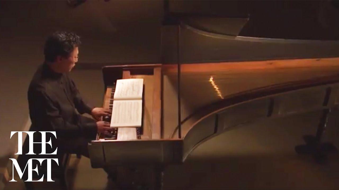 Cristofori Piano: Sonata K.9 by Domenico Scarlatti