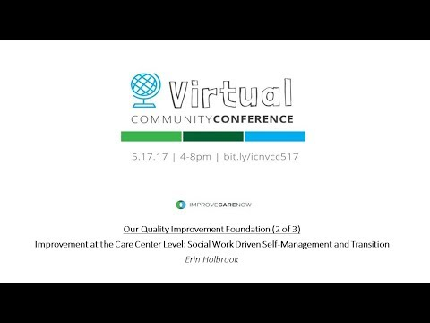ICN Virtual Community Conference (Spring 2017): QI 2