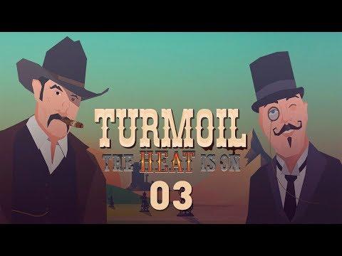НОВАЯ ТЕРРИТОРИЯ! - #3 TURMOIL THE HEAT IS ON ПРОХОЖДЕНИЕ
