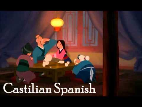 Mulan  Die for Honor 4 Languages