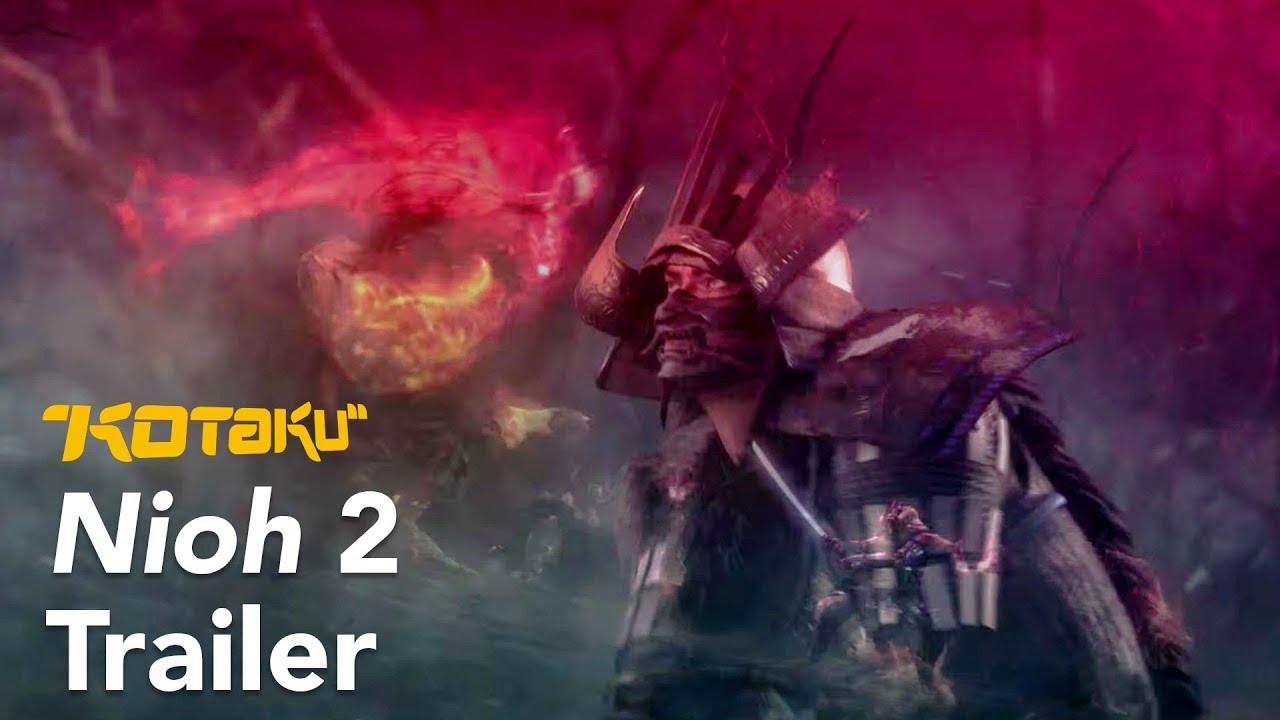 Nioh 2 Trailer, E3 2018