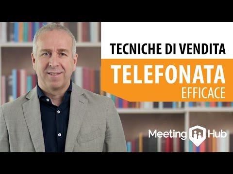 Tecniche di Vendita: I 6 step della telefonata efficace