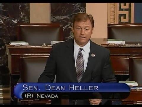 Heller Files Amendments to Senate Budget