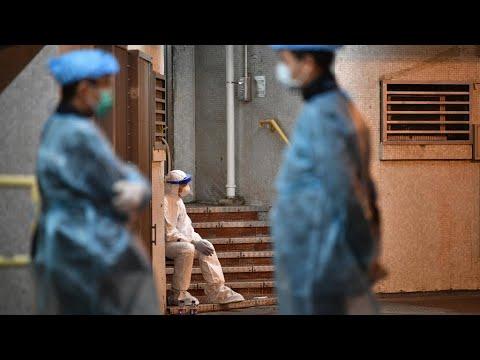 Coronavirus: la Chine compte plus de 1000 morts
