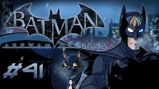 Batman: Arkham Origins Gameplay / Playthrough w/ SSoHPKC Part 41 - To the Morgue