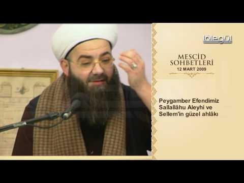 Mescid Sohbetleri - Peygamber Efendimizin Güzel Ahlakı Lâlegül TV