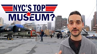 NYC's BEST Attraction ? Touring the Intrepid Museum !