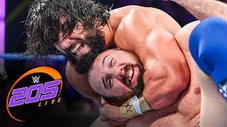 Oney Lorcan vs. Tony Nese vs. Ariya Daivari: WWE 205 Live, Oct. 18, 2019