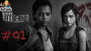 Left Behind - The Last of Us - Gameplay ITA - Walkthrough #01 - Ci siete mancati