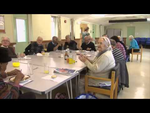Food Poverty 15m UK Pensioners Struggling