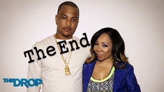 T.I's Wife Tiny Files for Divorce - The Drop Presented by ADD