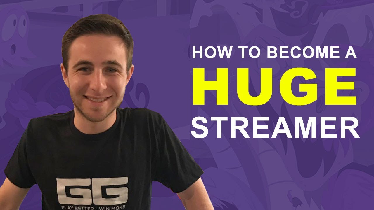 Become A Successful Streamer