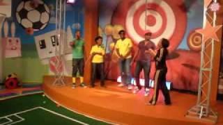 YOTV Wildroom - Blow Vuvuzelas