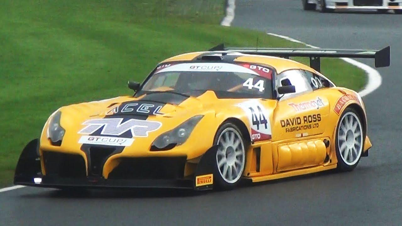 Sagaris Race Car