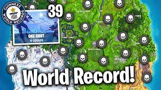 *RECORD DU MONDE* 39 KILLS (PC) 37 KILLS (XBOX) - Coup Fatal 🔥 LE MEILLEUR DE FORTNITE #104