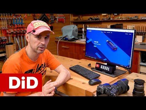 Live002. Streaming w Domidrewno. Oprogramowanie: VMix, OBS Open Broadcaster Software