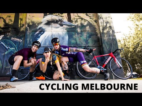 Cycling in Melbourne - Ride to Mount Pleasant