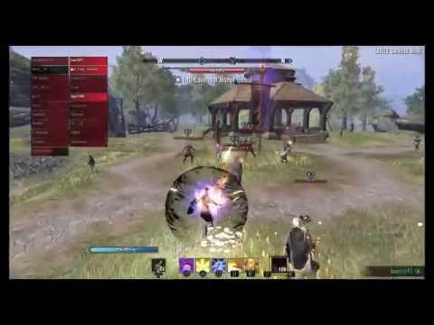 The Elder Scrolls Online: Magic Templar Emperor fun