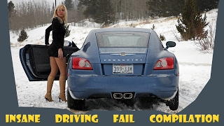 Insane Driving Fail And Crash Compilation 2017 || Weekend 5