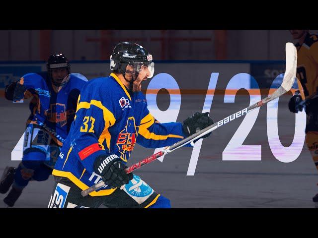 Saison 2019/20 - EHC Raron