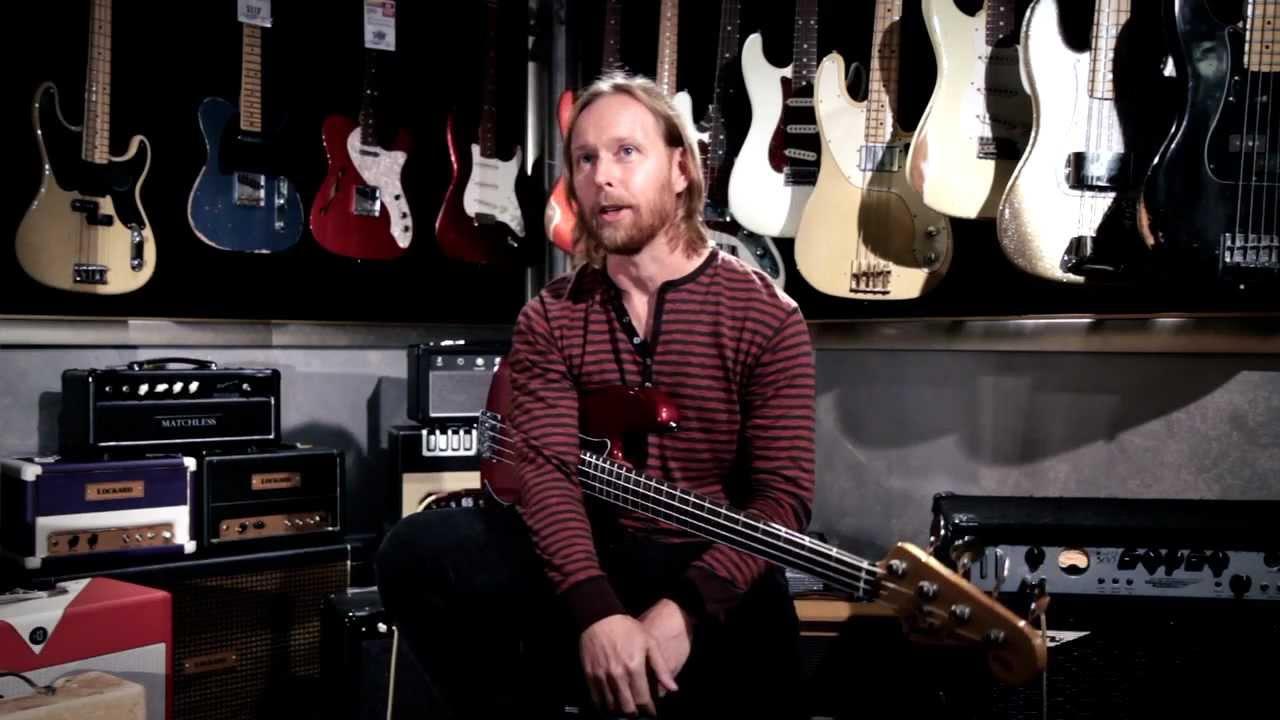 Nate Mendel At: Guitar Center