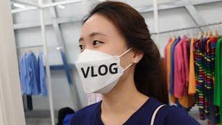 VLOG Work Environment & Da…