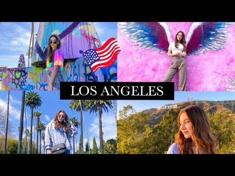 LOS ANGELES - VLOG🌴 | lena_moonlight