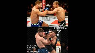 The Fight Site's MMA Podcast, Episode 6: Norfolk, Riddell, And Outfighters