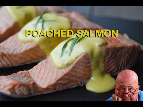 AZ Cooks: Poached Salmon With Hollandaise