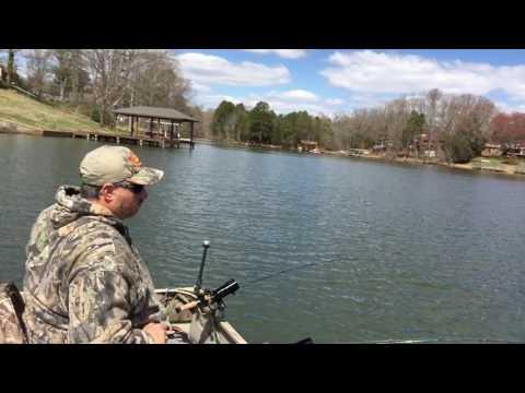 Moss Lake Fishing Part 1