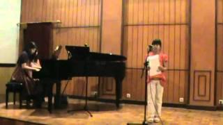(PL #5) Theresia Dian - Simfoni Raya Indonesia (Guruh Soekarno Putra)