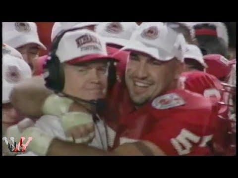 National Champion 1997 Nebraska Husker Football Highlights